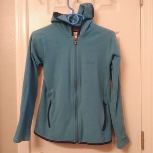 Patagonia light fleece jacket
